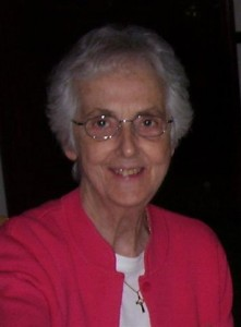 Sr. Barbara Horan Pastoral Associate 1999-2016