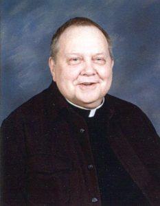 Rev. George Reger