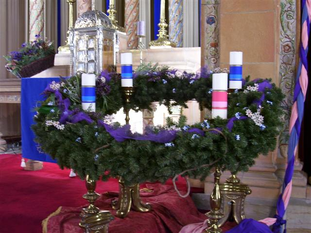 First Sunday Of Advent Blessed Trinity Roman Catholic Church