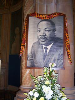 Rev. Martin Luther King, Jr. Birthday Observed January 20 Photo credit: Phil Woods