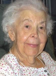 Margaret Foisset Schirmann, Class of 1925