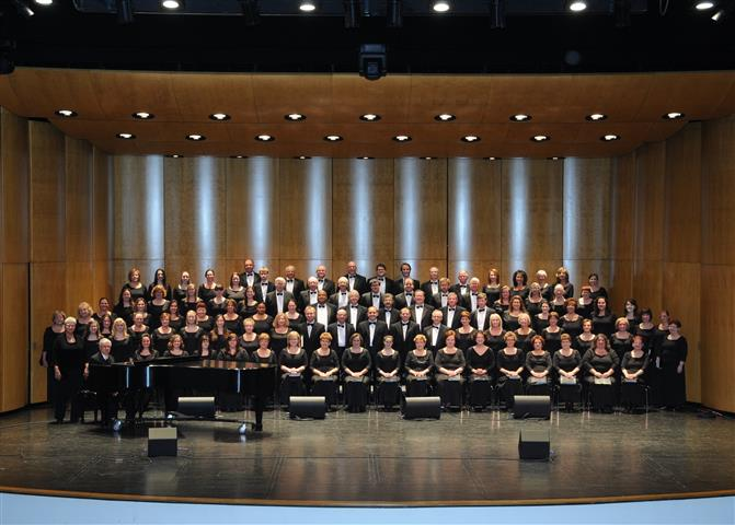 The Buffalo Choral Arts Society at Kleinhans Music Hall