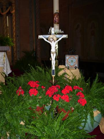 Feast of the Exaltation of the Holy Cross September 14