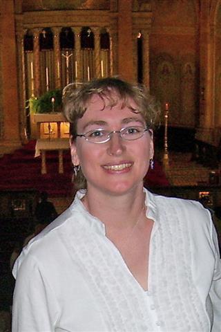 Bridget Dick Blesnuk July 11, 1970 - June 20, 2014 Former Music Director 1991 - 2010
