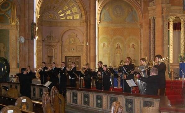 The Buffalo Brass Choir in Concert at Blessed Trinity