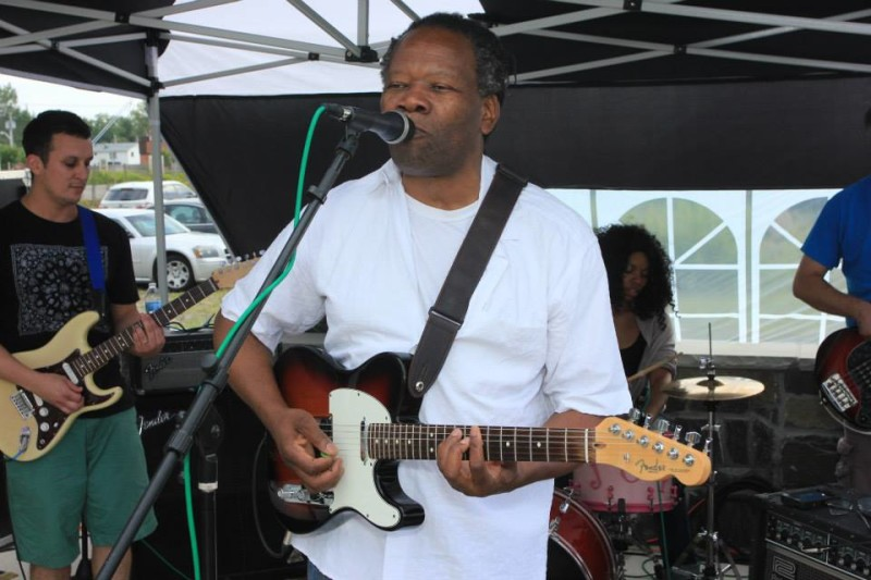 Live reggae music by Neville Francis and the Riddim Posse at B.T. Summer Fest, August 24.