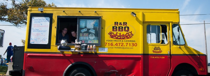 The R&R BBQ food truck is coming to B.T. Summer Fest on August 24!