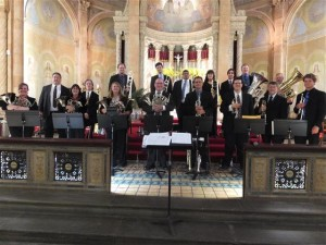 The Buffalo Brass Choir in concert at Blessed Trinity Friday, April 22 at 7:30 PM