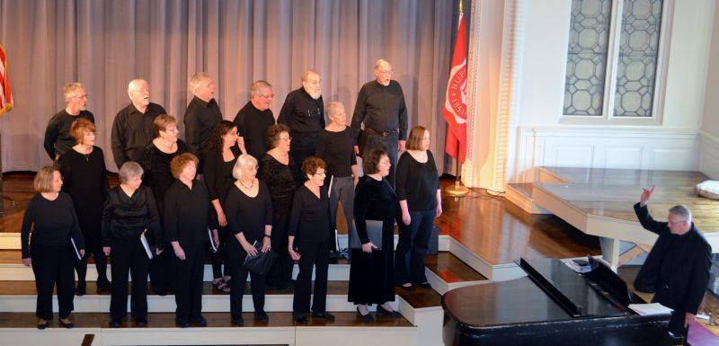 The Freudig Singers of Western New York