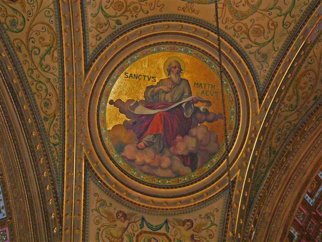 St. Matthew, Apostle and Evengelist September 21