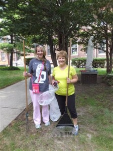 Buffalo Underground Gardening Volunteers