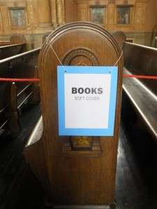 New or gently used paperback books are also need for the Christmas Prison Project.