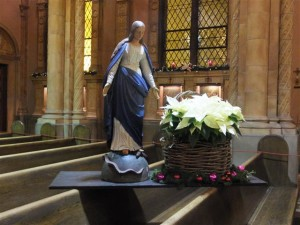 Solemnity of Mary January 1