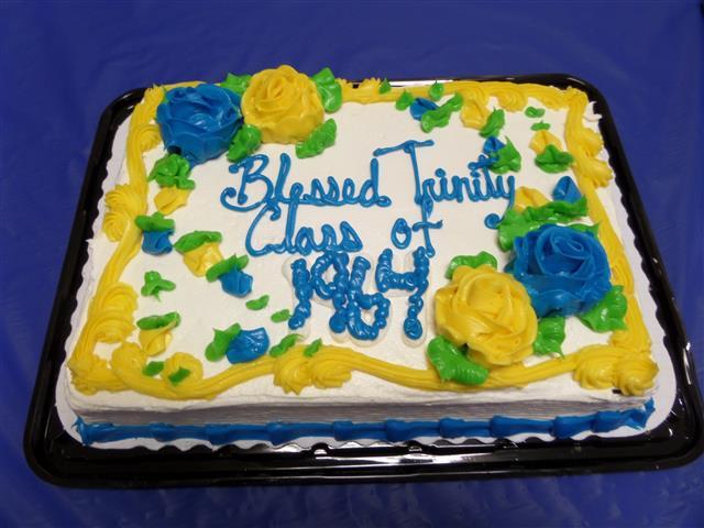 50thnke Blessed Trinity Roman Catholic Church