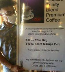Treat Yourself to Trinity Blend Coffee