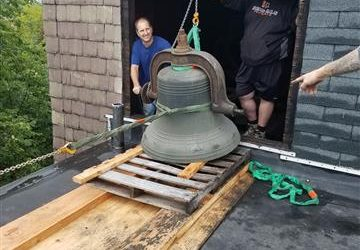 Bell Restoration Project Begins